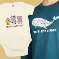 Budskap Gutschein für T-Shirts