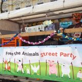 Fotogalerie: Free The Animals Street Party 2015