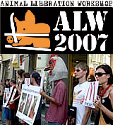 Animal Liberation Workshop in Maribor