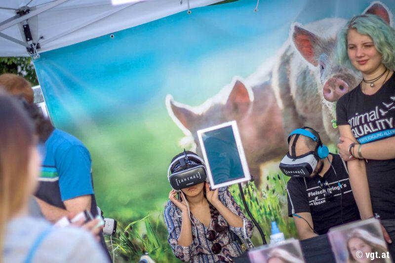 Veganmania: Das Sommer Festival beim Wiener MQ - Kulinarik