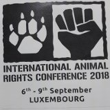International Animal Rights Conference Luxemburg 2018